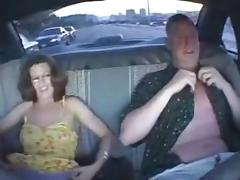 Precious Fuck in the Back of a Taxi Cab by snahbrandy