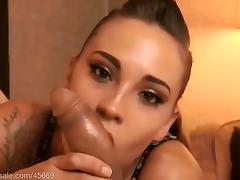 Sasha Foxxx - Edging Blowjob