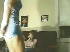 Mom's Knee - Caught Drinking Again