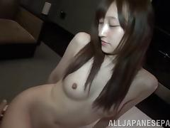 Pleasant Asian Babes Enjoys Her Pussy Being Fingered