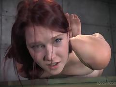 Tied Up, BDSM, Cunt, Cute, MILF, Pretty