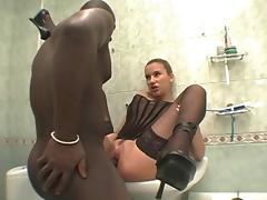 Anal bbc experience