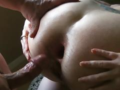 Stuffnphanie Anal Gaping Compilation