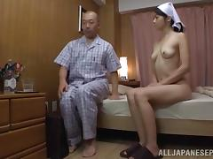 69, 69, Asian, Blowjob, Cumshot, Deepthroat