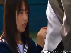 Super sexy japanese schoolgirls part1 porn video