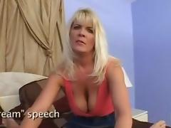 Mom, Amateur, Big Tits, Blonde, Boobs, Cumshot