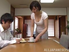 Japanese Mature, Asian, Couple, Horny, Japanese, Lick