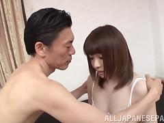Skinny Asian Teen Screaming As She Gets Throbbed Hardcore
