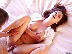 HD, Big Tits, Blowjob, Brunette, HD, Seduction