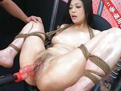 Bound, Asian, Big Tits, Bondage, Boobs, Bound