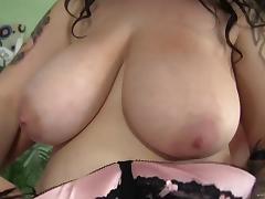 Fat Mature, BBW, Big Tits, Blowjob, Brunette, Chubby