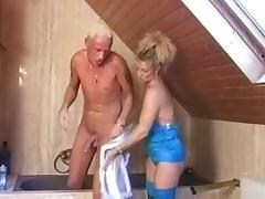 Bea Dumas gets her ass fucked