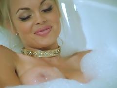 All, Bath, Big Tits, Blonde, Blowjob, Close Up