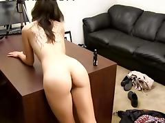 Young, Amateur, Anal, Assfucking, Audition, Blowjob