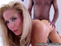 CastingCouch-Hd Clip: April