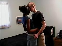 Interracial Couple Fuck Twice