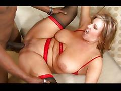 Black Big Tits, Big Tits, Blowjob, Boobs, Couple, Cum
