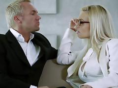 All, Big Tits, Blowjob, Couple, Cum in Mouth, Cumshot