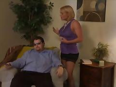 Husband, Cuckold, Husband, Punishment, Stockings